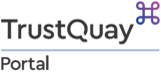 TrustQuay logo Portal Colour